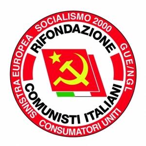 Liberazione 29-03-2009. Presentato il simbolo di Rifondazione per le Elezioni Europee