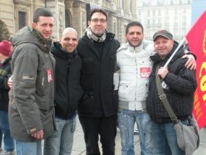 Romano e amici di scompartimento