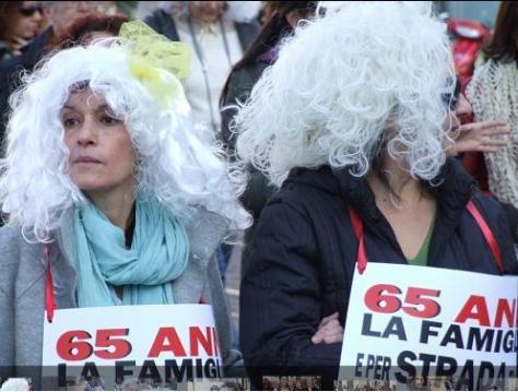 Torino: Festa della Donna 8 Marzo 2009
