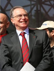 Guglielmo Epifani, segretario Cgil