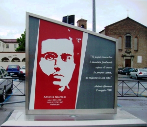 Monumento ad Antonio Gramsci. Rimini. Bigazzi