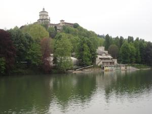 Torino. Monte dei Cappuccini.