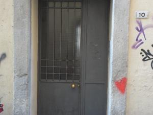 Cuore di Torino. La porta nel cuore. Foto Romano Borrelli