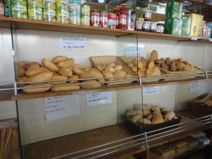 Interno panetteria Torino. Foto, Romano