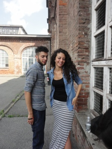 Maturandi torinesi. Torino 27 giugno 2014. Foto, Borrelli