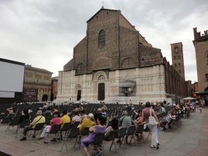 Bologna. PIazza Maggiore. Foto, Romano Borrelli