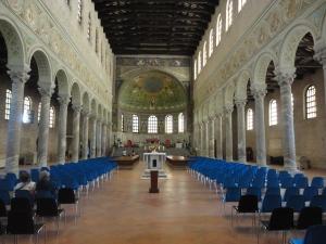 Classe. Sant'Apollinare in Classe. 23 luglio 2014. Foto, Romano Borrelli