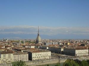 Foto, Romano Borrelli. Torino dai Cappuccini