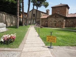 Ravenna, 20 luglio 2014. Mausoleo Galla Placidia. Foto, Romano Borrelli (2)