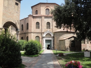 Ravenna 20 luglio 2014. San Vitale. Foto, Romano Borrelli (2)