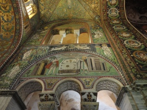 Ravenna 20 luglio 2014. San Vitale. Foto Romano Borrelli