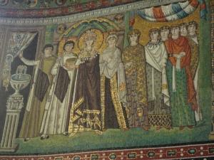 Ravenna 20 luglio 2014. San Vitale. Foto, Romano Borrelli