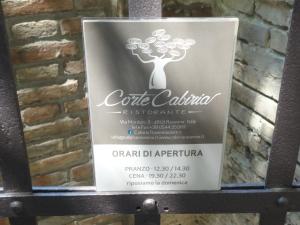 Ravenna. Corte Cabiria, ristorante. Foto, Romano Borrelli