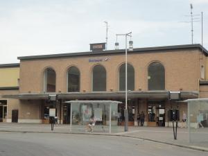 Ravenna. Stazione. Foto, Romano Borrelli