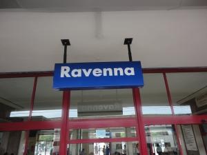 Ravenna, stazione. Foto, Romano Borrelli