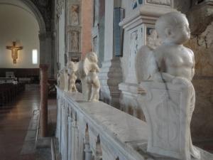 Rimini. Basilica-Tempio Malatestiano. Foto, Romano Borrelli (2)