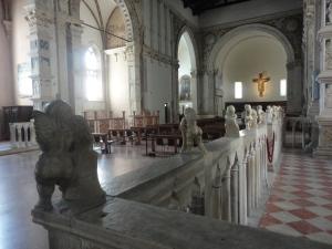 Rimini. Basilica-Tempio Malatestiano. Foto, Romano Borrelli (3)