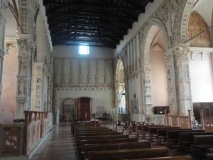 Rimini. Basilica-Tempio Malatestiano. Foto, Romano Borrelli