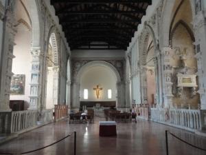 Rimini. Basilica. Tempio Malatestiano. Foto, Romano Borrelli