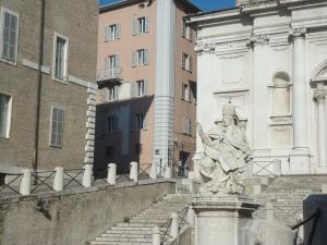 Sabato 19 luglio 2014. Ancona, Piazza del Papa. Foto, Romano Borrelli