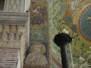 Sant'Apollinare in Classe. 23 luglio 2014. Foto, Romano Borrelli (3)
