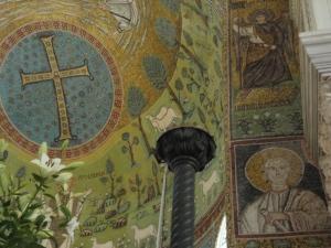 Sant'Apollinare in Classe. 23 luglio 2014. Foto, Romano Borrelli (4)