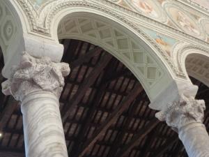 Sant'Apollinare in Classe. 23 luglio 2014. Foto, Romano Borrelli