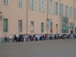 Torino 12 luglio 2014. Ultime ore per visitare i PreRaffaelliti