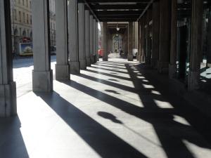 Torino 28 maggio 2014. Effetto ombra. Foto Romano Borrelli (2)