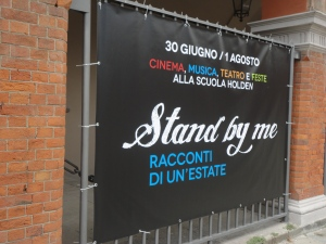 Torino, scuola Holden. Foto, Romano Borrelli