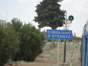 Corigliano d'Otranto. 23 agosto 2014. Foto, Romano Borrelli