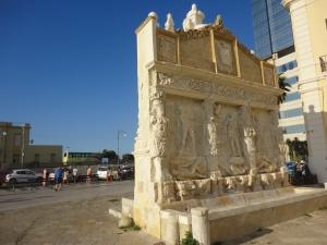Gallipoli, 7 agosto 2014, La Fontana. Foto, Romano Borrelli