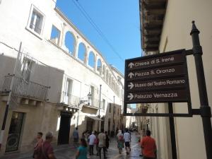 Lecce 26 agosto 2014. Foto, Romano Borrelli