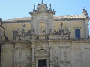 Lecce, 26 agosto 2014. Il Duomo, Foto, Romano Borrelli