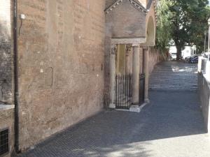 Roma, 27 agosto 2014. Basilica di San Clemente. Foto, Romano Borrelli (2)