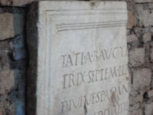 Roma, 27 agosto 2014. Le Catacombe di Domitilla. Foto, Romano Borrelli (2)