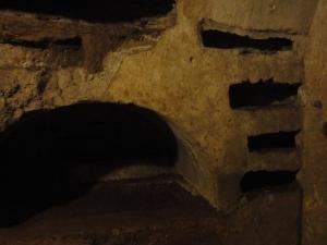 Roma, 27 agosto 2014. Le Catacombe di Domitilla. Foto, Romano Borrelli (3)
