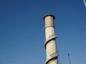 Roma, 27 agosto 2014. Nei pressi di San Lorenzo. Foto, Romano Borrelli