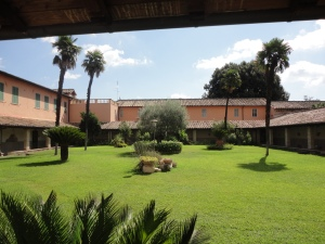 Roma, 27 agosto 2014. Salesiani San Callisto. Foto, Romano Borrelli
