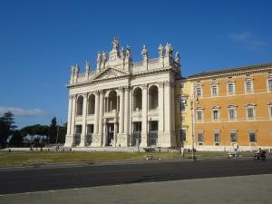 Roma, 27 agosto 2014. San Giovanni. Foto, Romano Borrelli