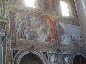Roma, 27 agosto 2014. San Giovanni in Laterano. Foto, Romano Borrelli (3)