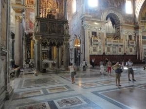 Roma, 27 agosto 2014. San Giovanni in Laterano. Foto, Romano Borrelli (6)