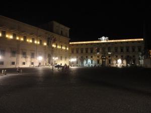 Roma. Il Quirinale. Foto, Romano Borrelli