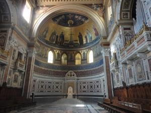 Roma. San Giovanni in Laterano. Foto, Romano Borrelli (2)