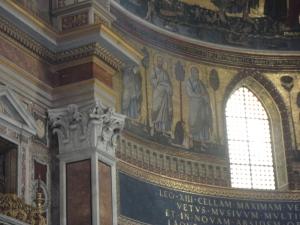 Roma. San Giovanni in Laterano. Foto, Romano Borrelli (4)