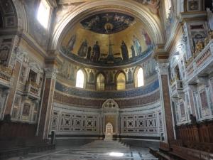 Roma. San Giovanni in Laterano. Foto, Romano Borrelli