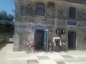 Stazione di Bagnolo, Lecce. Foto Romano Borrelli