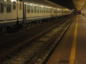 Stazione di Torino Porta Nuova. Foto, Romano Borrelli
