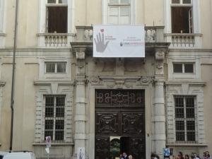 Torino 27 settembre 2014. Il Circolo dei Lettori. Foto, Romano Borrelli