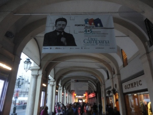 Torino 4 ottobre 2014. Portici di carta. Via Roma, foto, Romano Borrelli